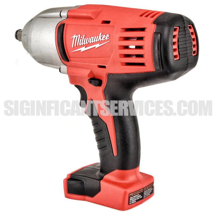 "Milwaukee M18™ 1/2"" High-Torque Impact Wrench with Friction Ring"