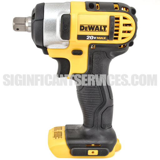 "DEWALT DCF880B 20V 20 Volt Max Lithium Ion 1/2"" Impact Wrench Detent Pin"