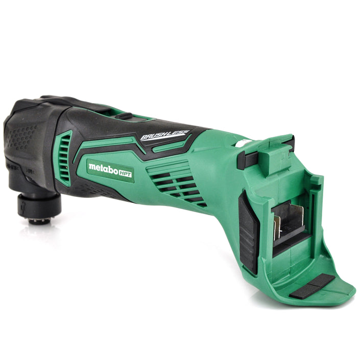 Hitachi Metabo HPT CV18DBLQ4M 18V Brushless Oscillating Multi Tool Slide Li-Ion Bare Tool