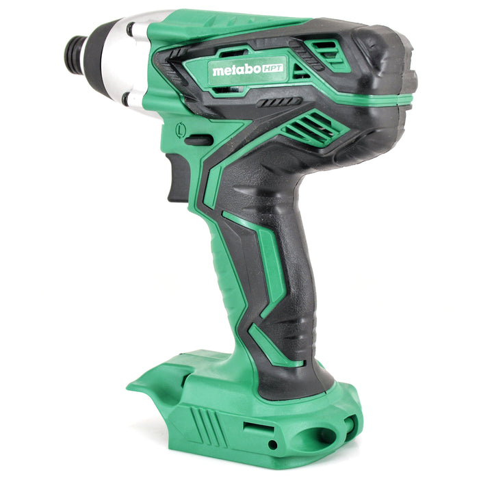 "Hitachi Metabo WH18DGL 1/4"" 18V Lithium Ion 1/4"" Impact Driver Drill"