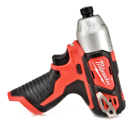 "Milwaukee 2462-20 M12 12V Lithium-ion 1/4"" Hex impact driver"