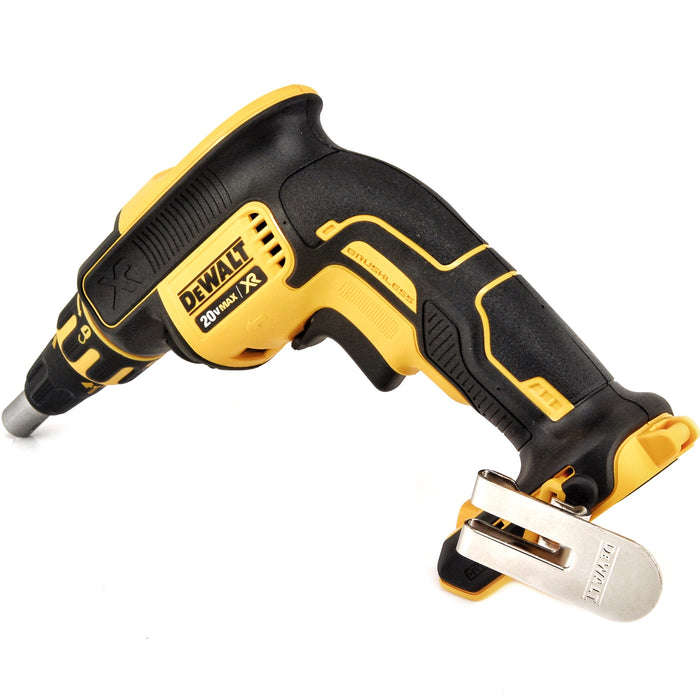 NEW DeWALT DCF620 DCF620B 20V MAX XR Li-Ion Cordless Brushless Drywall Screwgun