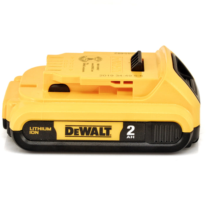 "DeWALT DCF887 1/4"" 20V Max Lithium Ion XR 3 Speed Brushless Impact Driver Kit"