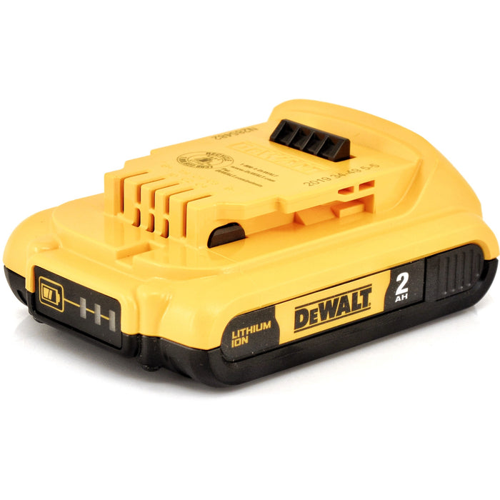 DeWALT DCB203 20V Max 2.0Ah Compact Lithium Ion Battery