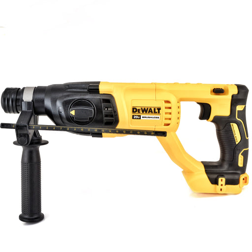 "DeWALT DCH133B XR 20V MAX Brushless Cordless 1"" Rotary D-Handle Hammer Drill"