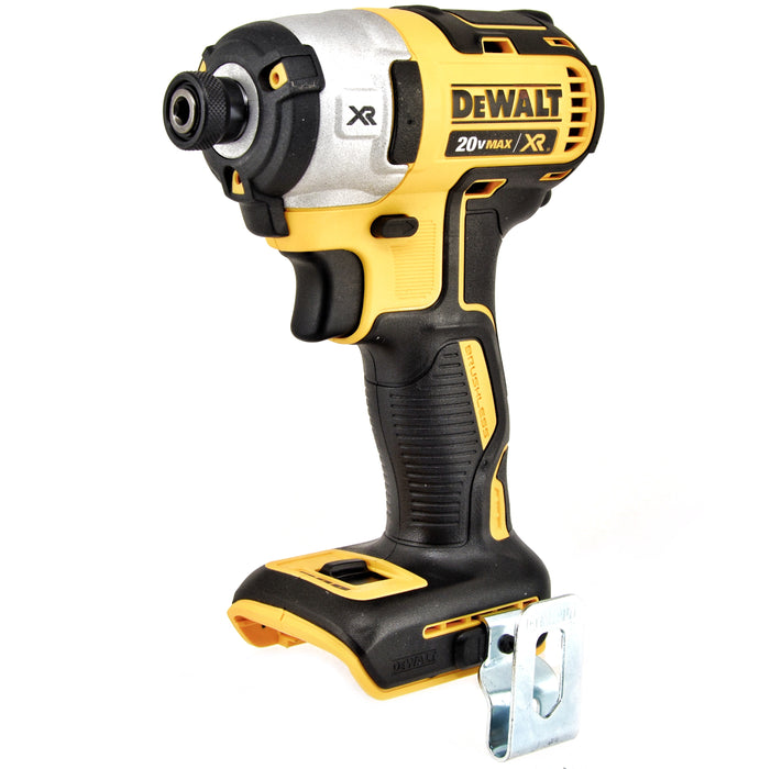 "New Dewalt DCF887 20V Max Lithium Ion 3 Speed XR Brushless 1/4"" Impact Driver"