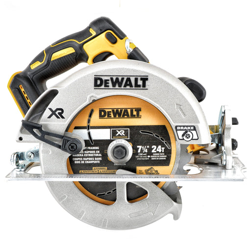 DeWALT DCS570B 20V MAX Lithium Ion 7-1/4 in Brushless Cordless Circular Saw