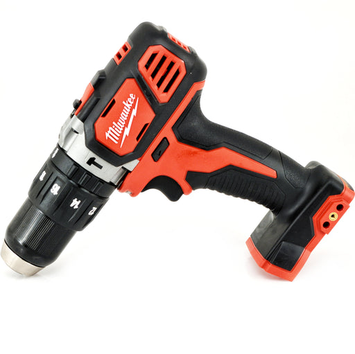 "Milwaukee 2607-20 M18 Li-Ion 18V 1/2"" Cordless Compact Hammer Drill/Driver"