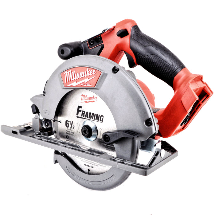 "Milwaukee 2730-20 M18 FUEL Li-Ion 6-1/2"" Circular Saw"