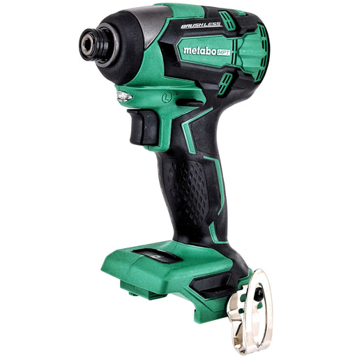 "Hitachi Metabo 18V WH18DBFL2 Lithium Ion Brushless Cordless Battery 1/4"" Impact Driver"