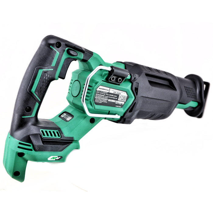 Hitachi / Metabo HPT CR36DAQ4M 36V Multi Volt Cordless Brushless Reciprocating Saw (Tool Only)
