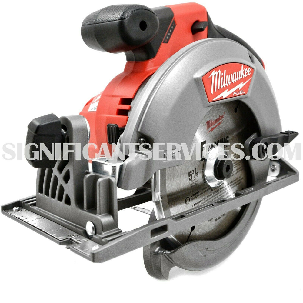 "Milwaukee 2530-20 M12 FUEL 5-3/8"" Li-Ion Brushless Cordless Blade Circular Saw"