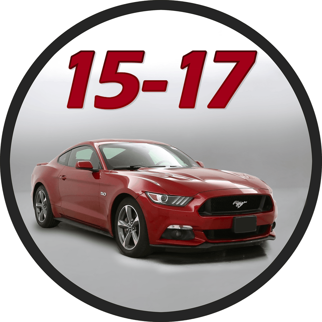 2015 2016 2017 Ford Mustang
