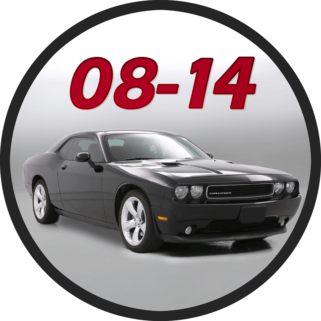 Dodge Challenger Decals And Racing Rally Stripes Choose Your Year Stripe Source