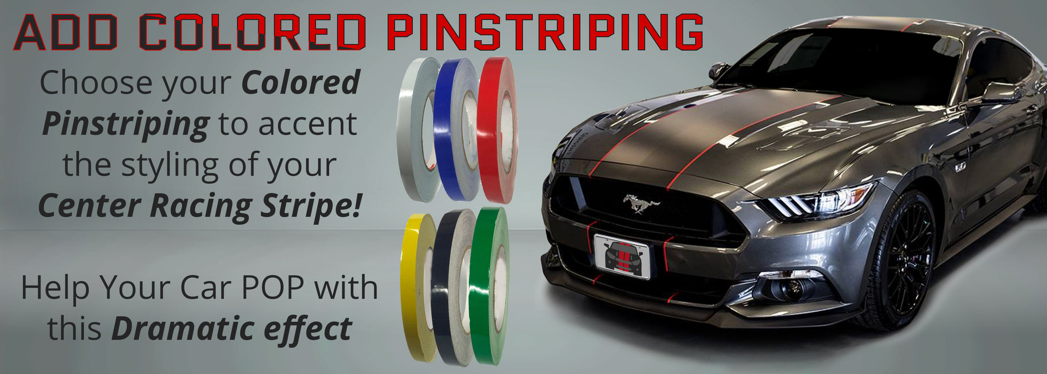 Pinstriping (Add-On Only) - Stripe Source