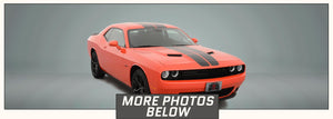 Dodge Challenger Pulse Stripes (Rally/Dual/Lemans, 2015-2020) - Stripe Source