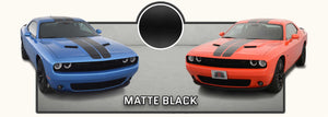 Dodge Challenger Pulse Stripes (2015-2021) - Stripe Source