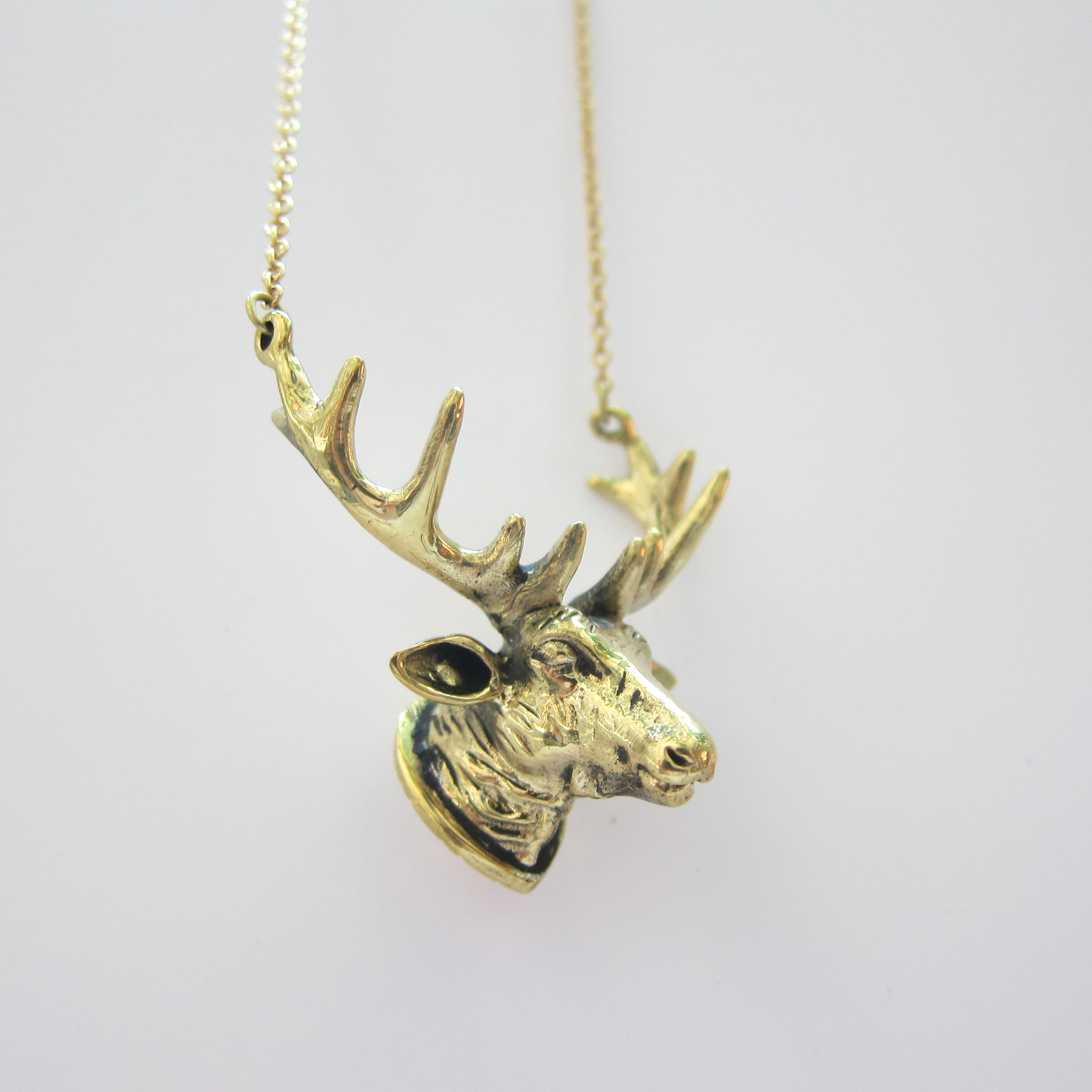 african p jewelry necklace mask pendant deer for mens novica s men