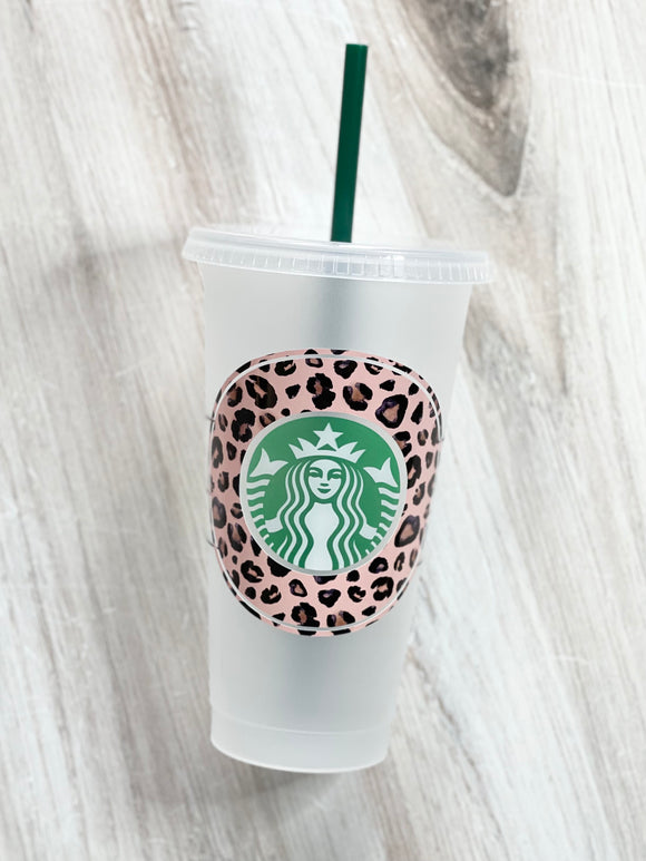 DIY Starbucks Frosted Cold Cup