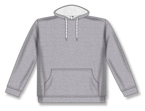 Sudadera con capucha AK Classic Heather Grey