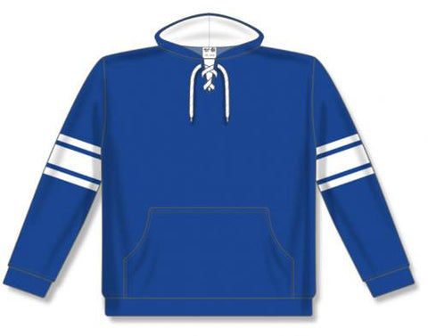 Sudadera con capucha AK NHL Team Stripe Royal / White