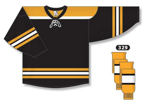 Maillot negro AK Pro Series Boston 2007