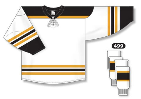 Maillot blanco AK Pro Series Boston 2007