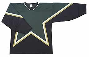 Maillot AK Pro Series Dallas 1999 Forest Green