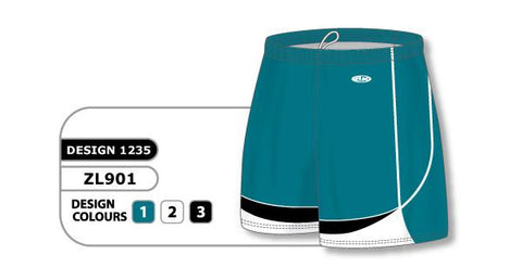 ZFHS901-1235 Short de hockey sublimado personalizado