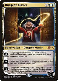 Dungeon Master [Unique and Miscellaneous Promos] | Spankys Card Shop
