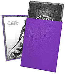Purple Katana Sleeves Standard Size (100) | Spankys Card Shop