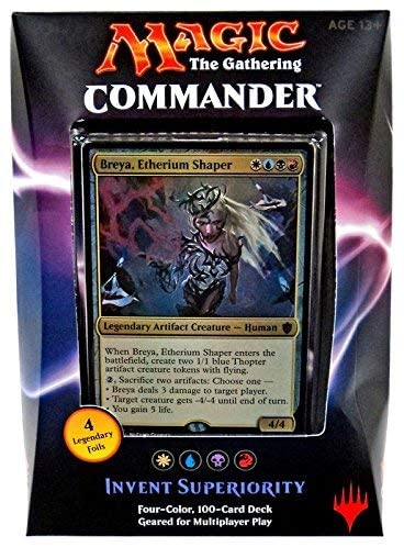 Commander 2016 Deck - Invent Superiority | Spankys Card Shop