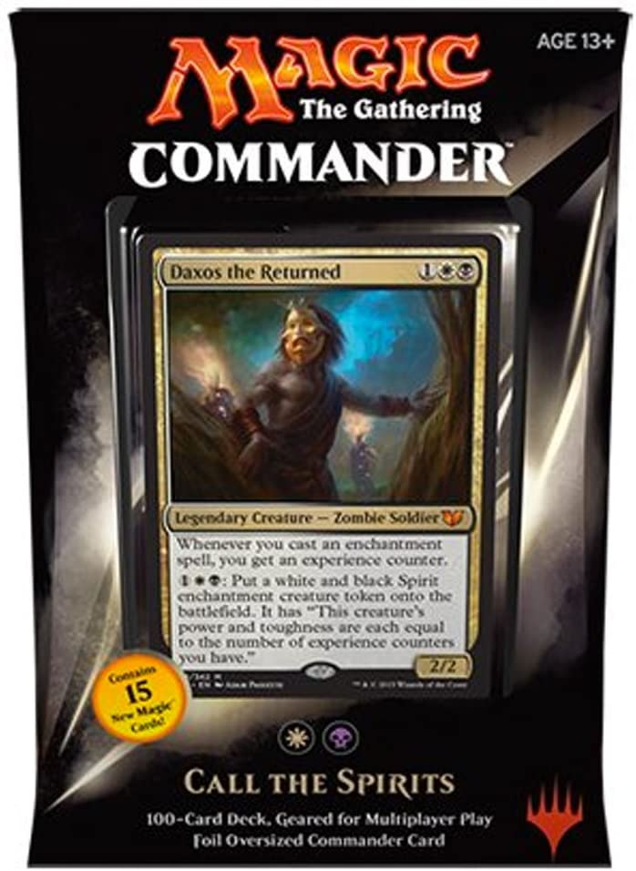 Commander 2015 - Call the Spirits | Spankys Card Shop