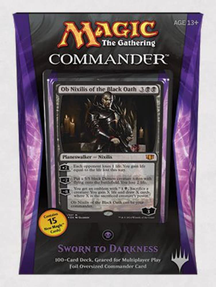 Commander 2014 - Sworn to Darkness | Spankys Card Shop