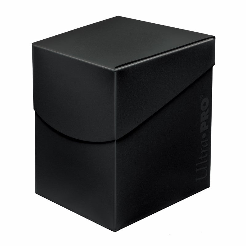 Jet Black Eclipse PRO 100+ Deck Box | Spankys Card Shop