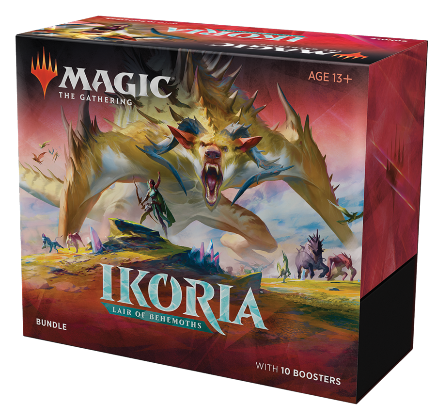 Ikoria: Lair of the Behemoth - Bundle | Spankys Card Shop