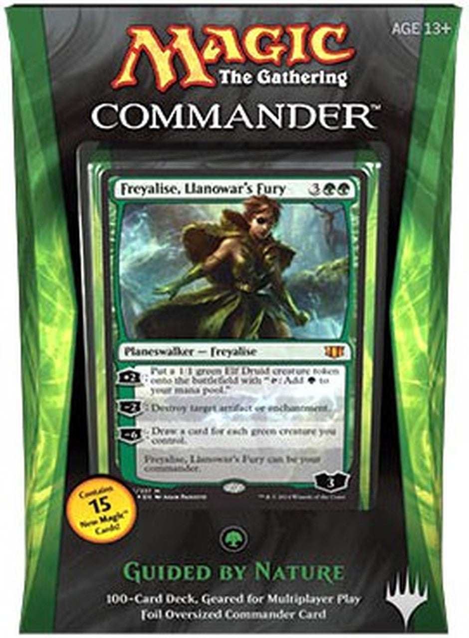 Commander 2014 - Guided by Nature | Spankys Card Shop