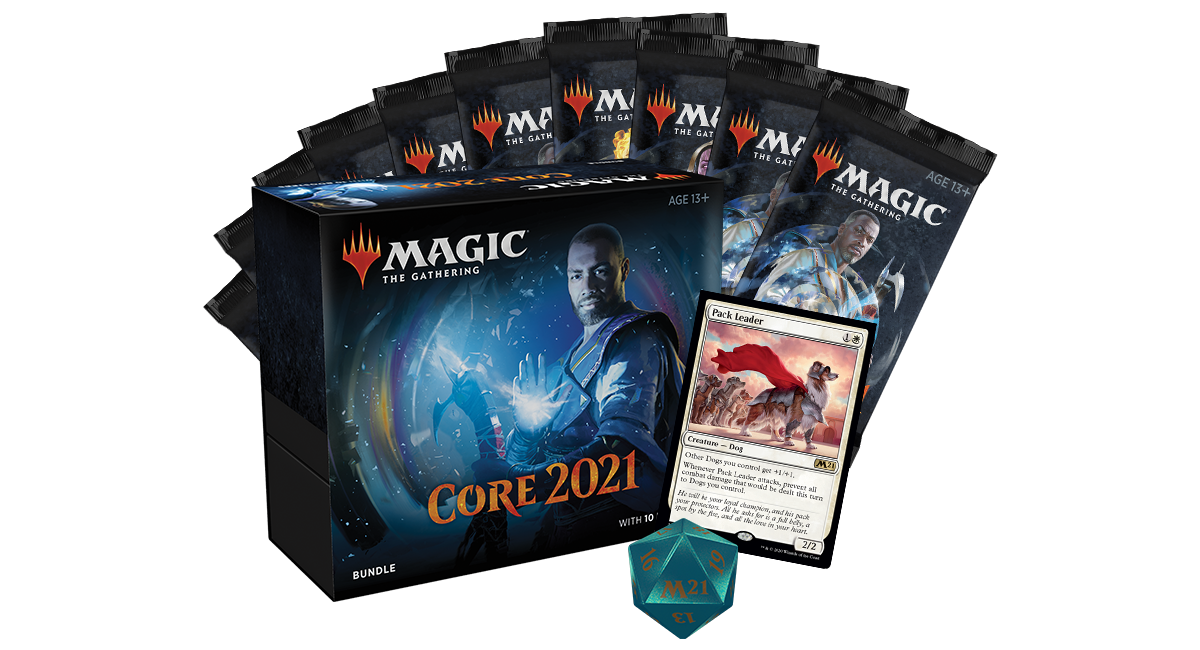 Core Set 2021 (M21) - Bundle | Spankys Card Shop