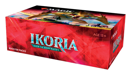 Ikoria: Lair of Behemoths Booster Box | Spankys Card Shop