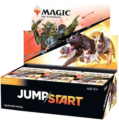 Jumpstart - Booster Box | Spankys Card Shop