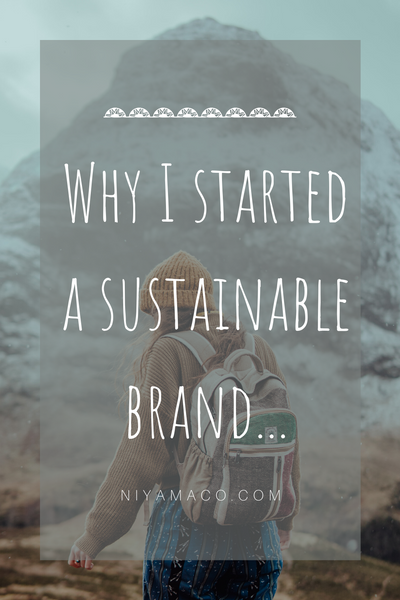 Sustainable Fashion Pinterest Graphic, ethical fashion