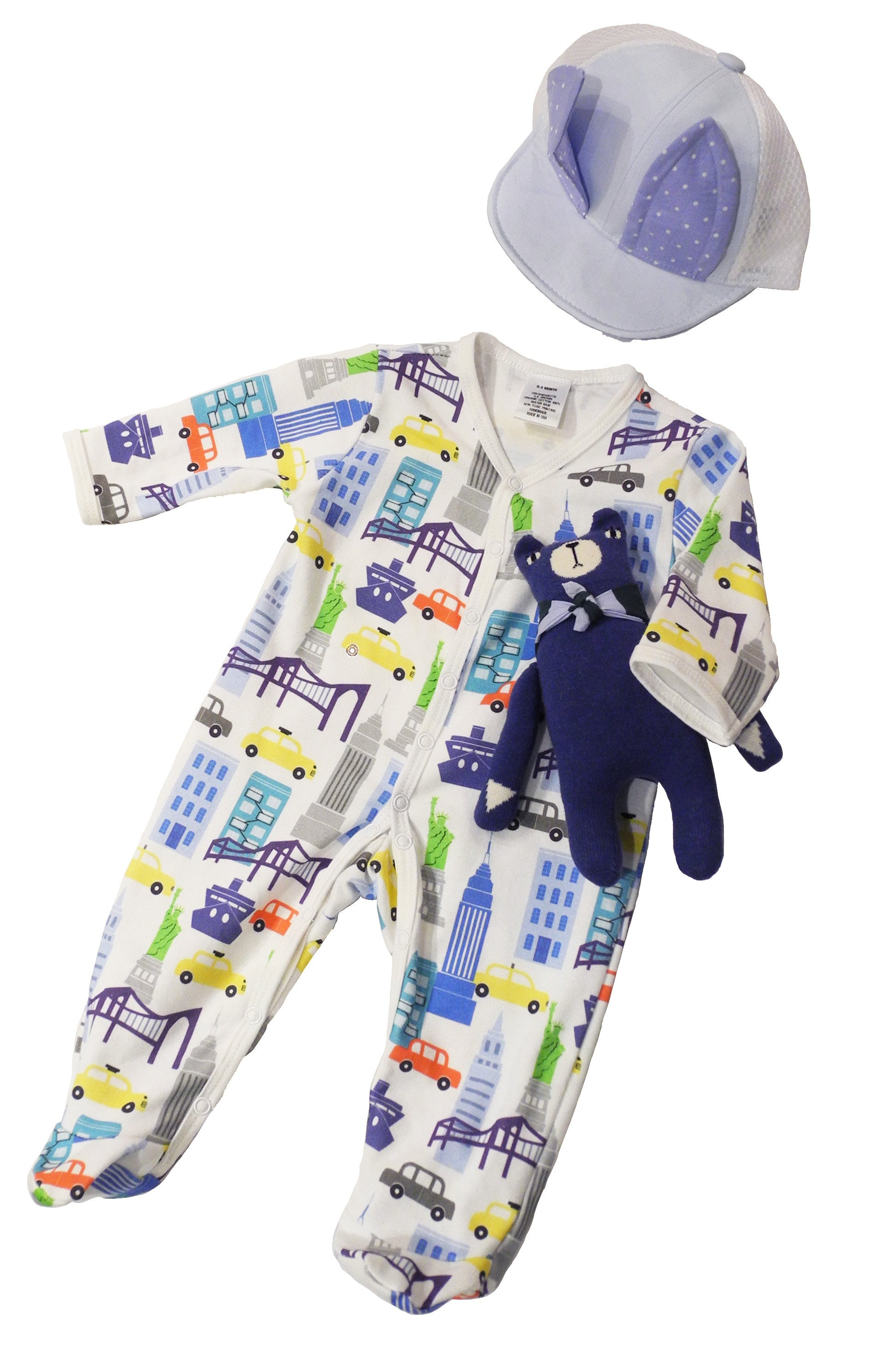 New York City Collection luckypalmtree Organic Baby and kids clothes