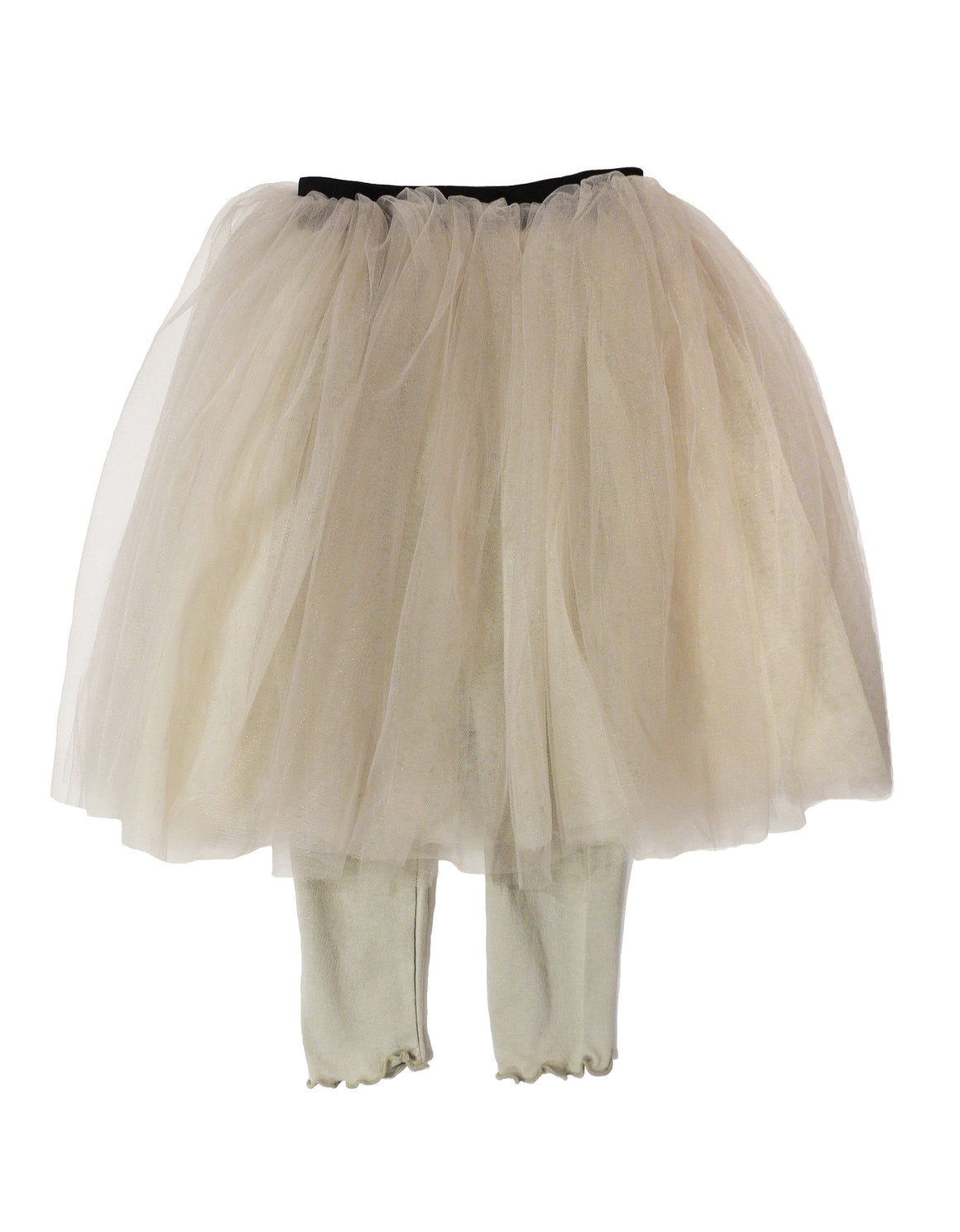 tutu leggings sage