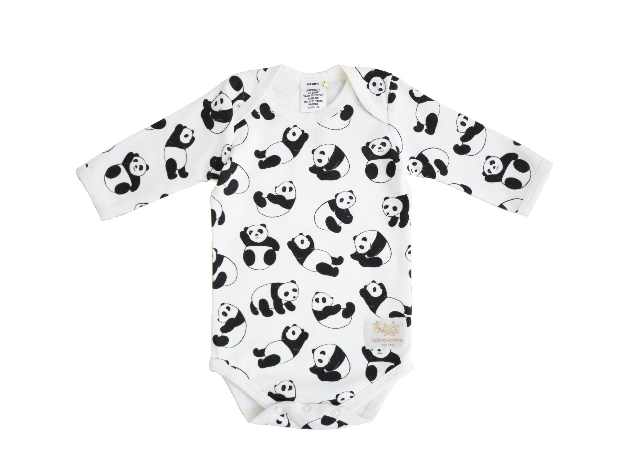luckypalmtree Organic babies and kids clothes Handmade in USA
