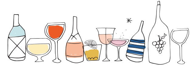 Barwon Heads Wine Store Contact Us Illustration