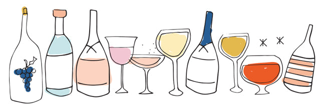 Barwon Heads Wine Store Who We Are Illustration
