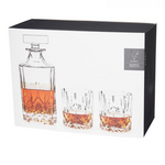 Viski Decanter and Glasses