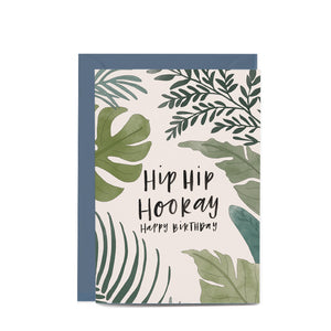 Hip Hip Hooray  - Gift Card