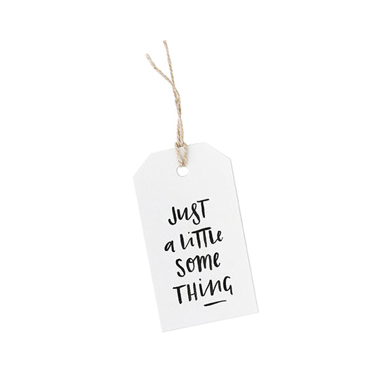 Just a Little Something - Gift Tag
