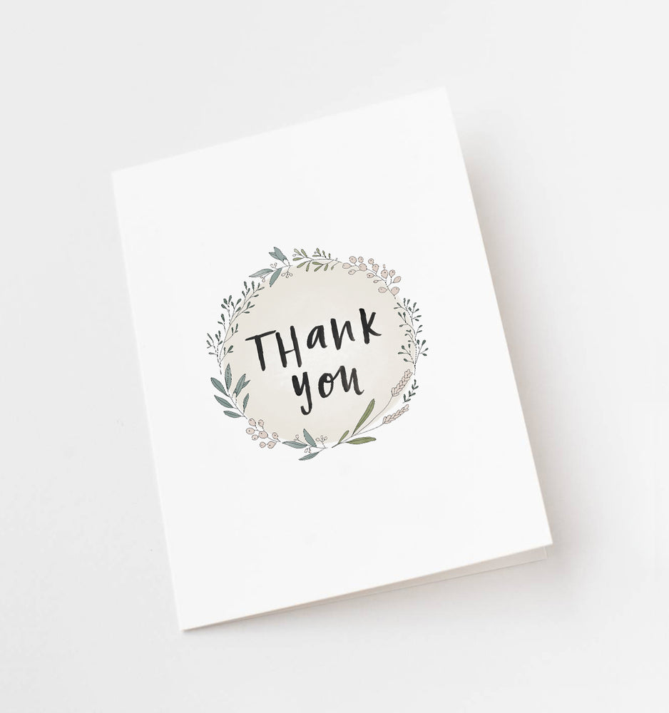 Thank You - Small Gift Card